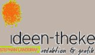 ideen-theke :: stephan landgraf :: redaktion Logo