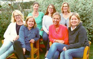 Überregionales Aushängeschild der TG Neunkirchen sind in der Medenrunde 2021 die Damen 40, die in der Landesliga an den Start gehen werden.